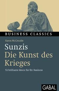 """Cover Sunzis """"Die Kunst des Krieges"""""""