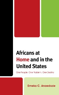 Cover Africans at Home and in the United States