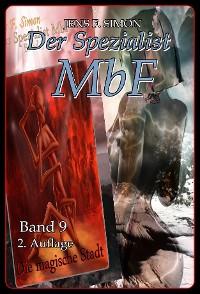 Cover Die magische Stadt (Der Spezialist MbF 9)