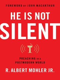 Cover He is Not Silent