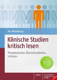 Cover Klinische Studien kritisch lesen