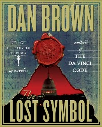 Cover Lost Symbol: Special Illustrated Edition