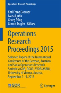 Cover Operations Research Proceedings 2015