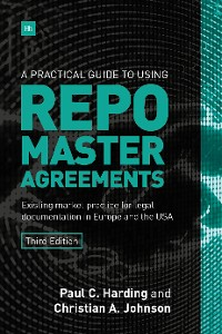Cover A Practical Guide to Using Repo Master Agreements