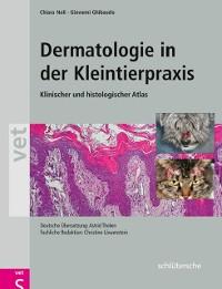 Cover Dermatologie in der Kleintierpraxis
