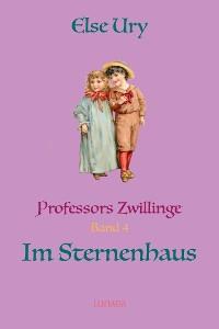Cover Professors Zwillinge im Sternenhaus