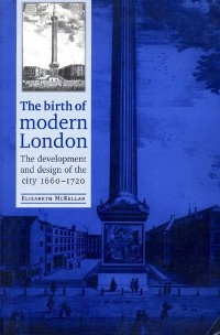 Cover The birth of modern London