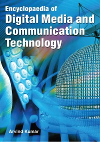 Cover Encyclopaedia of Digital Media and Communication Technology Volume-8 (Modern Journalism: Tools and Techniques)