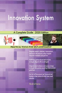 Cover Innovation System A Complete Guide - 2020 Edition