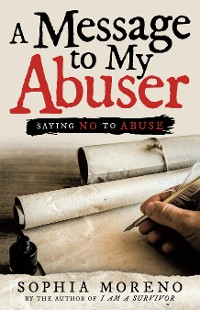 Cover A Message to My Abuser