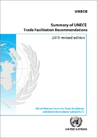 Cover Summary of UNECE Trade Facilitation Recommendations