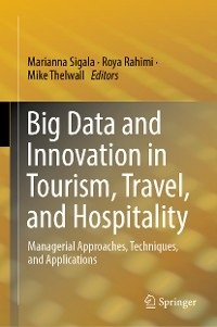 Cover Big Data and Innovation in Tourism, Travel, and Hospitality