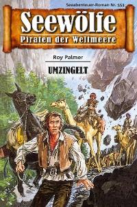 Cover Seewölfe - Piraten der Weltmeere 553