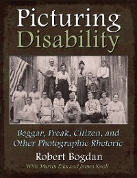 Cover Picturing Disability