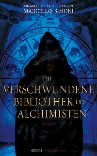 Cover Die verschwundene Bibliothek des Alchimisten
