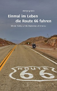 Cover Einmal im Leben die Route 66 fahren