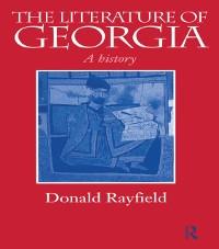 Cover Literature of Georgia