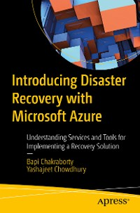 Cover Introducing Disaster Recovery with Microsoft Azure