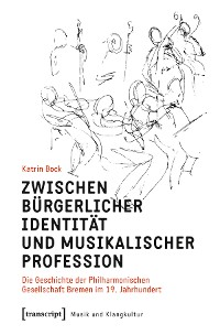 Cover Zwischen bürgerlicher Identität und musikalischer Profession
