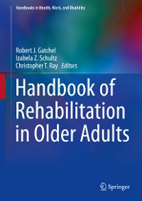 Cover Handbook of Rehabilitation in Older Adults