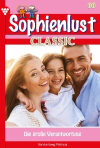 Cover Sophienlust Classic 80 – Familienroman
