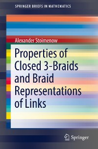 Cover Properties of Closed 3-Braids and Braid Representations of Links