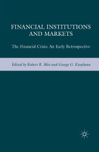 Cover Financial Institutions and Markets