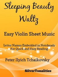 Cover Waltz from Swan Lake Easy Violin Sheet Music
