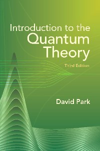 Cover Introduction to the Quantum Theory