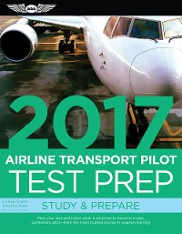 Cover Airline Transport Pilot Test Prep 2017 (PDF eBook)