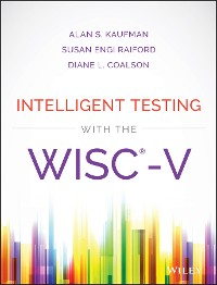 Cover Intelligent Testing with the WISC-V