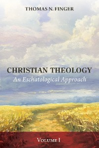 Cover Christian Theology, Volume One