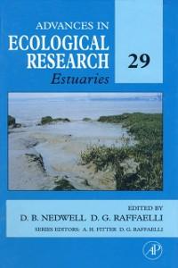 Cover Estuaries