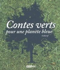 Cover Contes verts pour une planetebleue