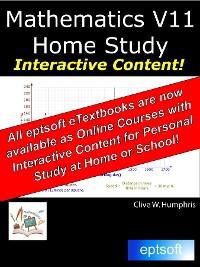 Cover Mathematics V11 Home Study