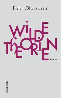 Cover Wilde Theorien