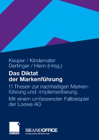 Cover Das Diktat der Markenführung