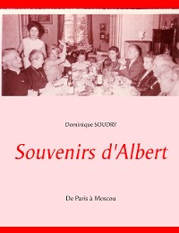 Cover Souvenirs d'Albert