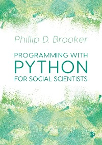 Cover Programming with Python for Social Scientists