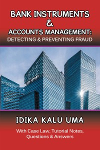Cover Bank Instruments & Accounts Management: Detecting & Preventing Fraud