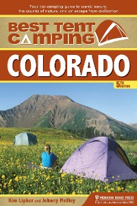 Cover Best Tent Camping: Colorado