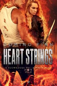 Cover Heart Strings (Il Fuorilegge della Magia Nera - Vol. III)