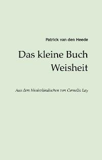 Cover Das kleine Buch Weisheit