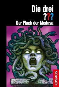 Cover Die drei ??? Der Fluch der Medusa (drei Fragezeichen)