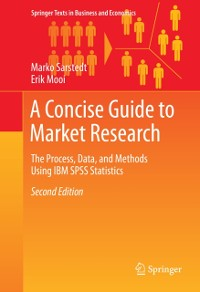 Cover Concise Guide to Market Research