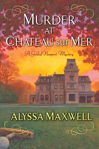 Cover Murder at Chateau sur Mer