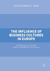 Cover The Influence of Business Cultures in Europe