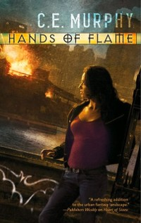 Cover Hands of Flame (The Negotiator, Book 3)