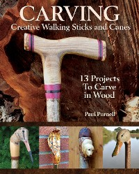 Cover Carving Creative Walking Sticks and Canes
