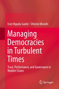 Cover Managing Democracies in Turbulent Times